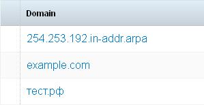 DNS-Hosting RU-CENTER
